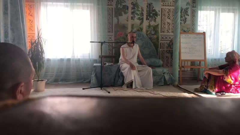 Санкиртана в Академгородке Новосибирска Live