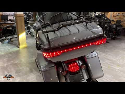 CVO Limited 117 Harley Davidson