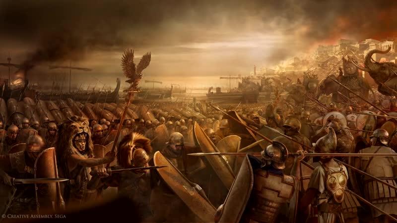 Чем питался римский легионер Часть 2
