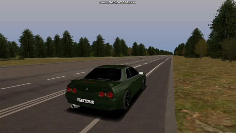 [2] Nissan GTS-T