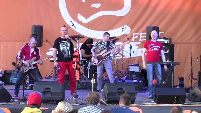 Северо-Zапад - Плохой (Refir Fest, посёлок Назия, 17.08.2019 г)