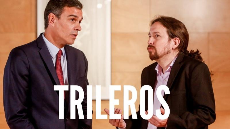 El País y la SER lanzan un ataque furibundo a Pedro Sánchez y Pablo Iglesias: Trileros