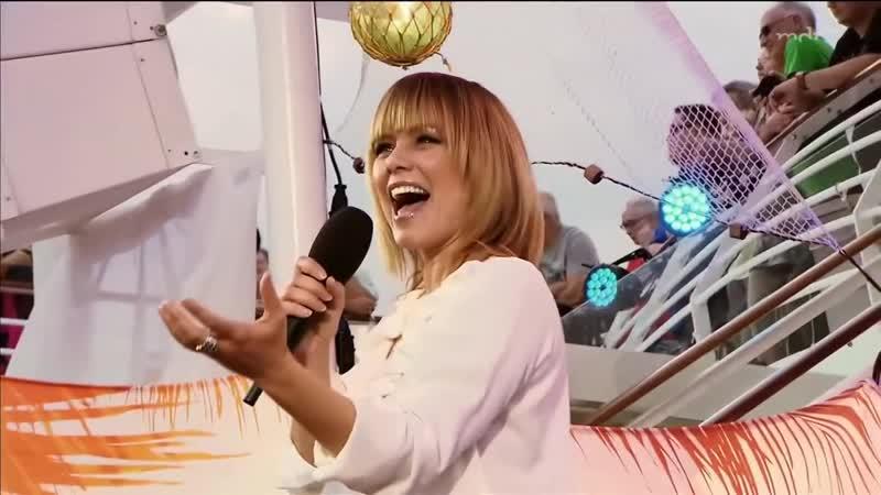 Francine Jordi - Paradies (Schlager Meer)
