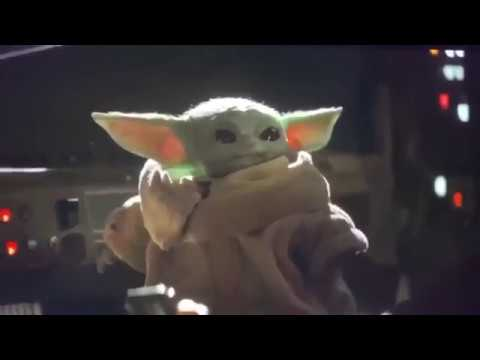 Baby Yoda Radio - Disturbed - Down With The Sickness