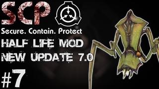 SO MUCH NEW STUFF! | SCP Containment Breach | Half Life Resonance Cascade Mod #7