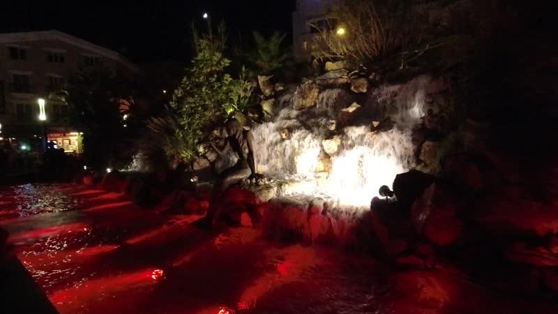 The fountain in Marmaris