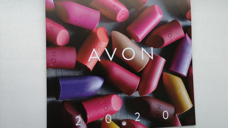 Настенный календарь Avon на 2020 год полистаем странички посмотрим оформление ♥️