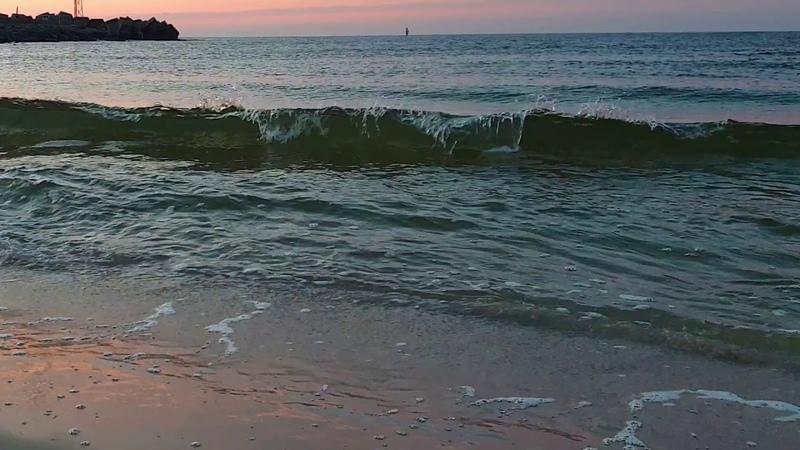 Saulėlydis prie molo loveklaipeda