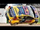 Лучшие аварии на гонках ралли This is Rallycross BIG Crashes