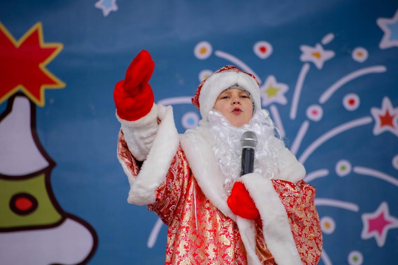 Конкурс новогодних костюмов в Чебоксарах