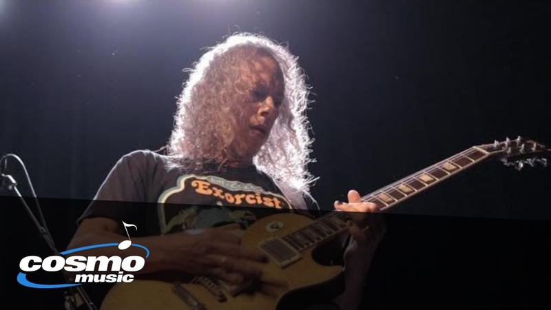 Kirk Hammett Live with The Wedding Band at Cosmo Music - Highlights