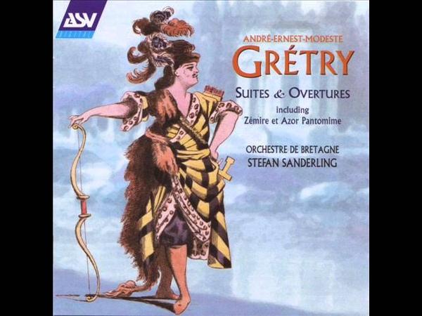 Gretry 'L'Ami de la Maison' Suite