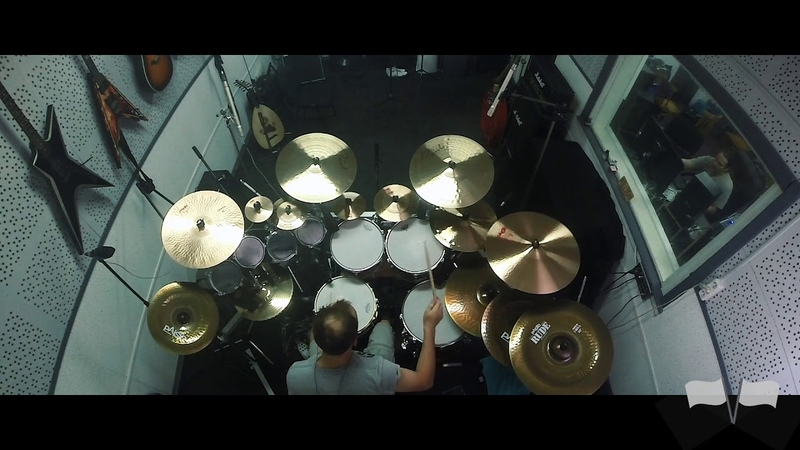Aillion - Белый флаг (Live Drums Александр Прокофьев)
