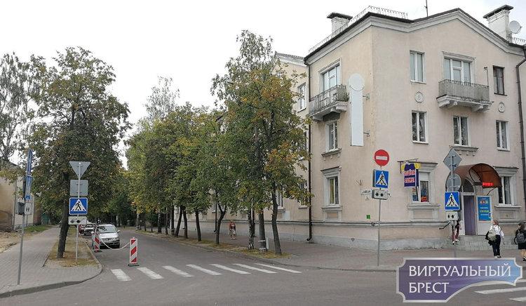 В ближайшее время будет изменена организация движения на ул.Куйбышева в г.Бресте
