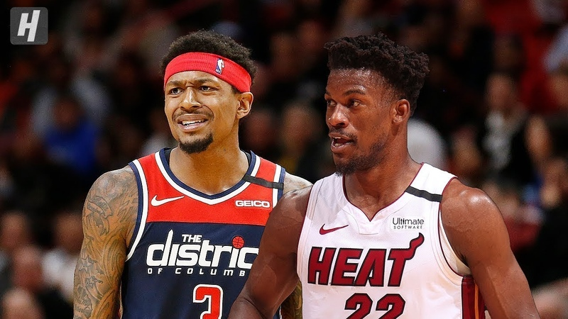 Washington Wizards vs Miami Heat - Full Game Highlights | January 22, 2020