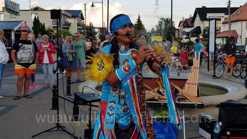 LIVE - Quechua - Kabra ŃAWY - Quena - Native Music - WUAUQUIKUNA - LIVE