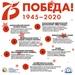 Проекты, приуроченные к празднованию 75-й годовщины Победы в Великой Отечественной войне 1941–1945 годов., image #1