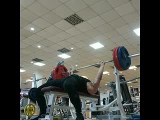 Bench press 160 kg / no doping / 41 years /82,5 kg