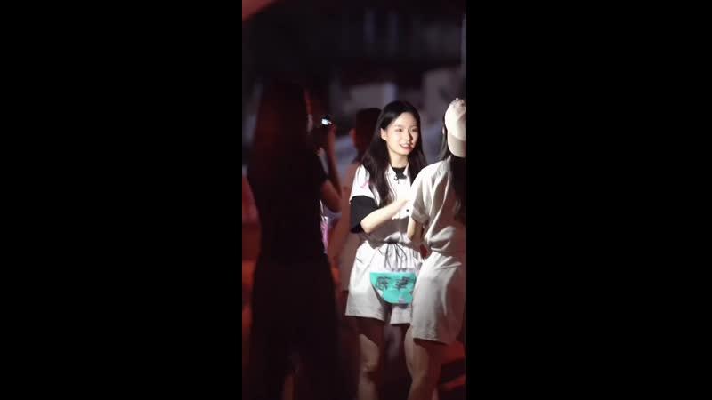 Chen zhuoxuan ` produce camp 2020