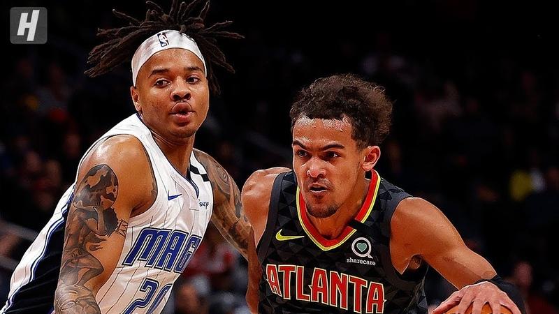 Orlando Magic vs Atlanta Hawks - Full Game Highlights | February 26, 2020