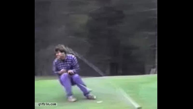 Sprinkler nut shot