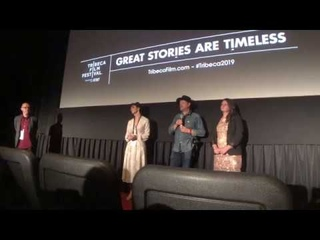 All I Can Say film Q&A with Danny Clinch, Taryn Gould and Colleen Hennessy