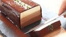 No Bake Chocolate Cheesecake*Eggless Without Oven チョコレート・レアチーズケーキの作り方|HidaMari Cooking