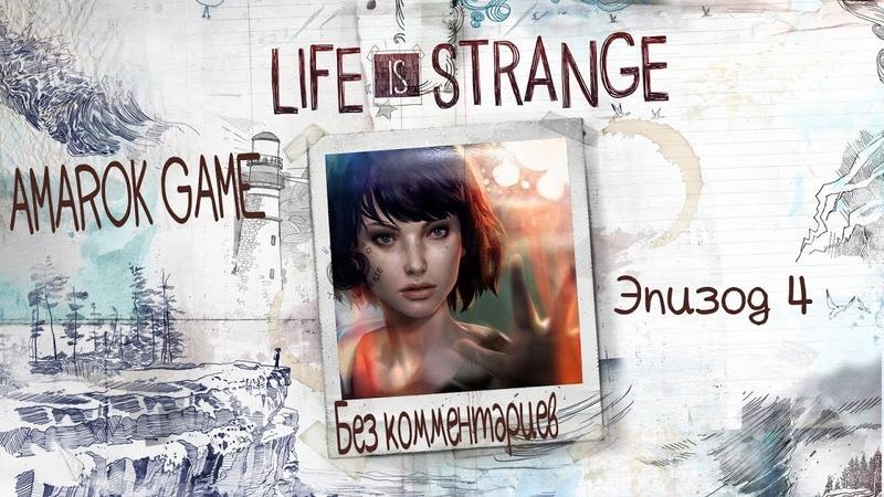 Life Is Strange Прохождение ► Эпизод 4 Проявочная ► No Commentary Gameplay