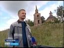 Житель деревни Поповское в одиночку возрождает заброшенный храм