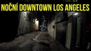 2 Největší Americké město v noci Downtown LA