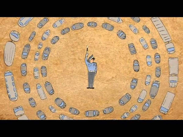 The tin can 2013 Банка recomended Wordless Russian animation