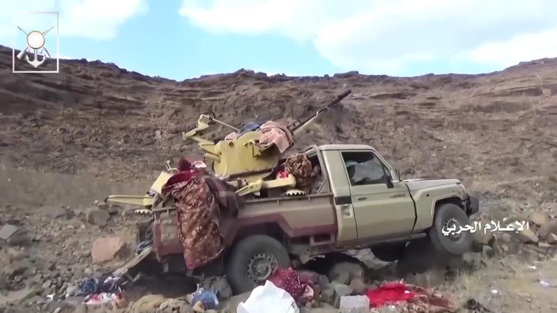 Повстанцы разгромили 3 бригады саудитов, сожжено множество техники, в плену тысячи военных