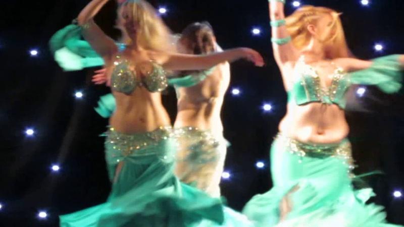 Ballet Rakkasah Buenos Aires Oriental 2018
