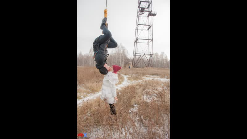 Dmitriy P. прыжок FreeFallProX команда ProX74 объект AT53 Chelyabinsk 2019 1 jump RopeJumping