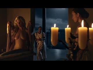 Вива Бьянка(Viva Bianca) голая грудь секс 18+ в серале Спартак
