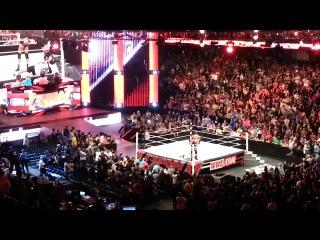 WWE RAW September 23rd 2013 RAW OFF AIR