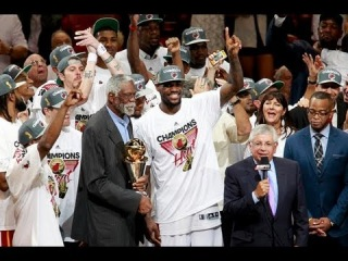 Lebron James NBA Finals MVP Speech 2013