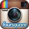 Instagram / Foursquare => VK