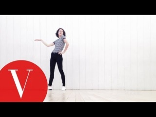 Learn How to Do Lena Dunham's The Cover Girl Dance - Vogue