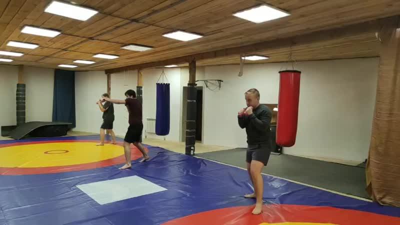 Тренировки самбо Арзамас