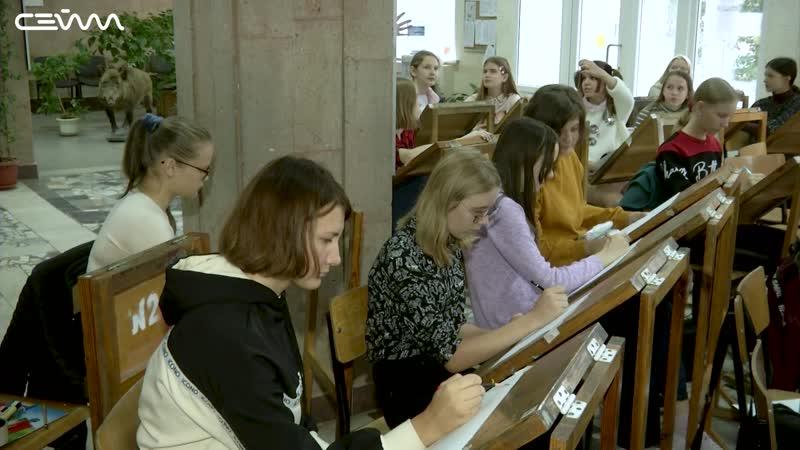 В Курске прошел мастер-класс по созданию мультфильмов