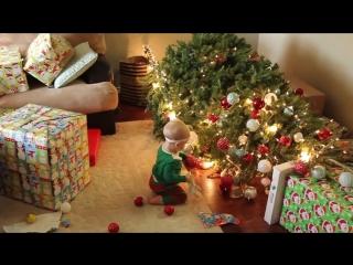 Подготовка к Рождеству с ребенком