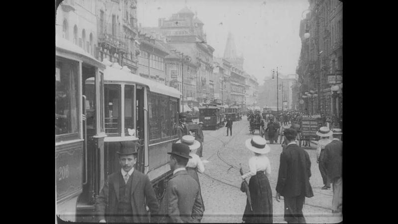 Stara Praha 1912 HD 1080