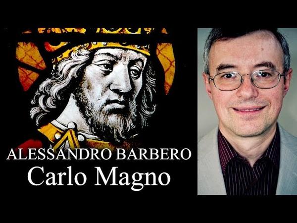 Alessandro Barbero - Carlo Magno - senza musiche
