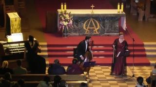 А. Вивальди. Времена года – 12 февраля 2021 года. Концерт в Соборе на Малой Грузинской