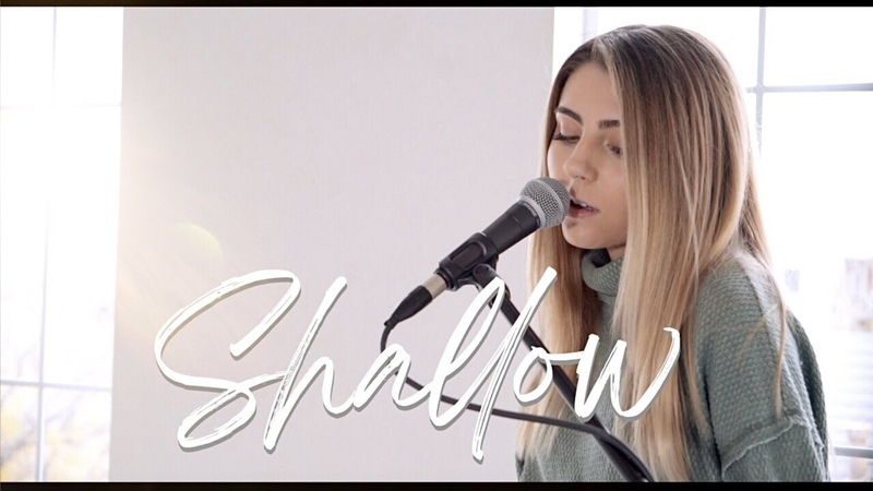 Shallow by Lady Gaga Bradley Cooper acoustic cover by Jada Facer and Kyson Facer