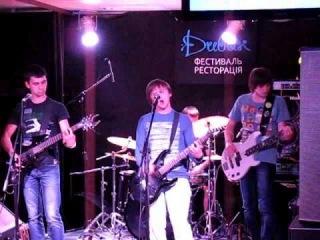 MUFFTRAIN - Live in Divan (Kiev) part1