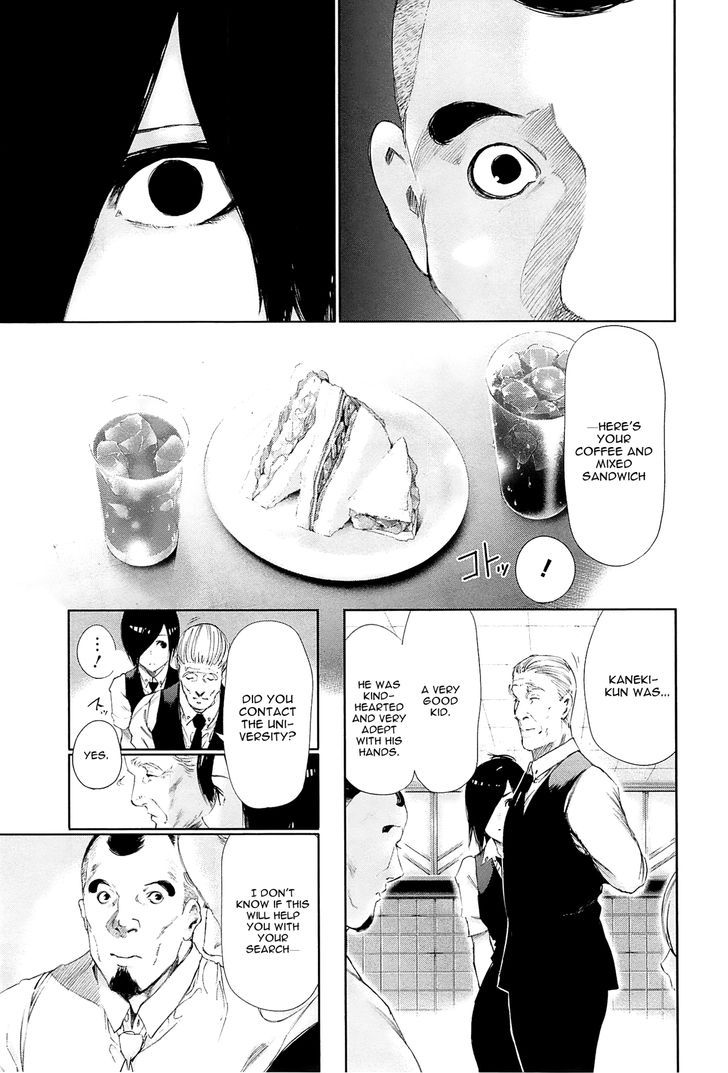 Tokyo Ghoul, Vol. 10 Chapter 93 Bait, image #9