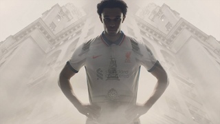 The new Nike Liverpool FC 2021/22 Away Kit has arrived!