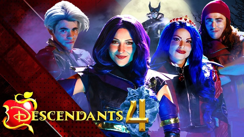 Descendants No Rest for the Wicked New Song